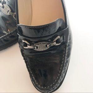 Anne Klein Shoes - Anne Klein Black Lyndsy Loafer • Size 8